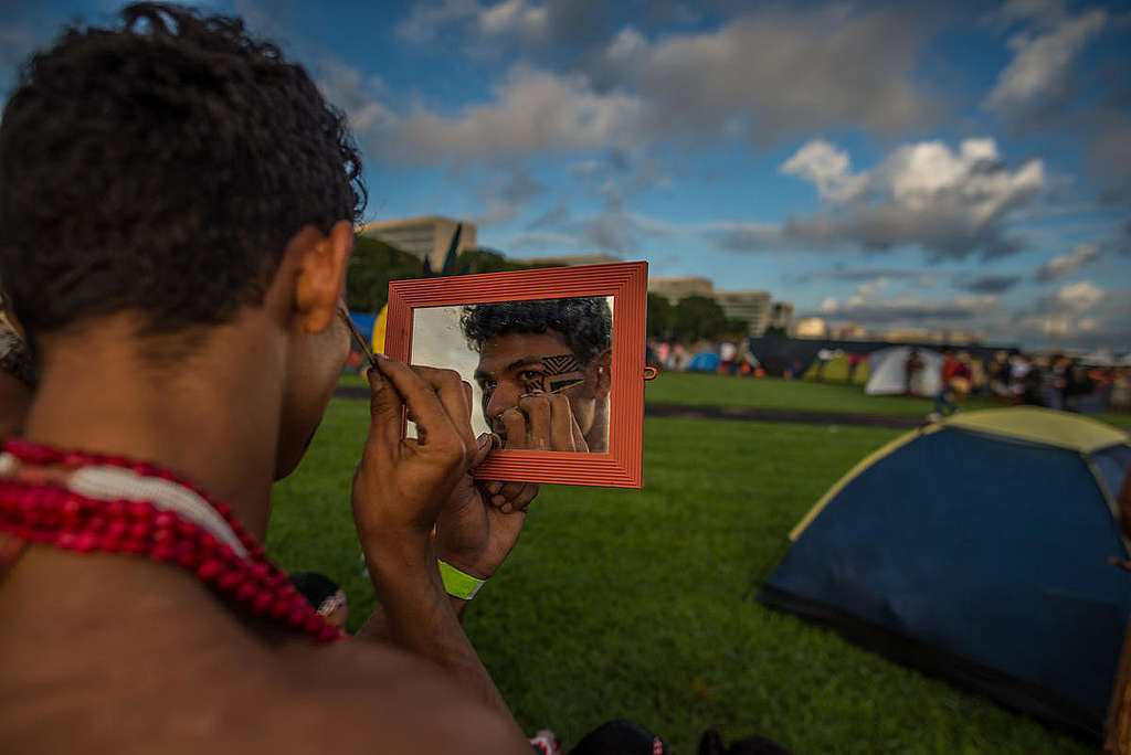 Free Land Camp 2019 in Brazil. © Christian Braga / MNI