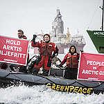 Fem anledningar till varför Greenpeace stämmer norska staten