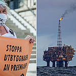 Därför måste vi skydda världen från oljeindustrin i Nordsjön – och välja Paris före Preem