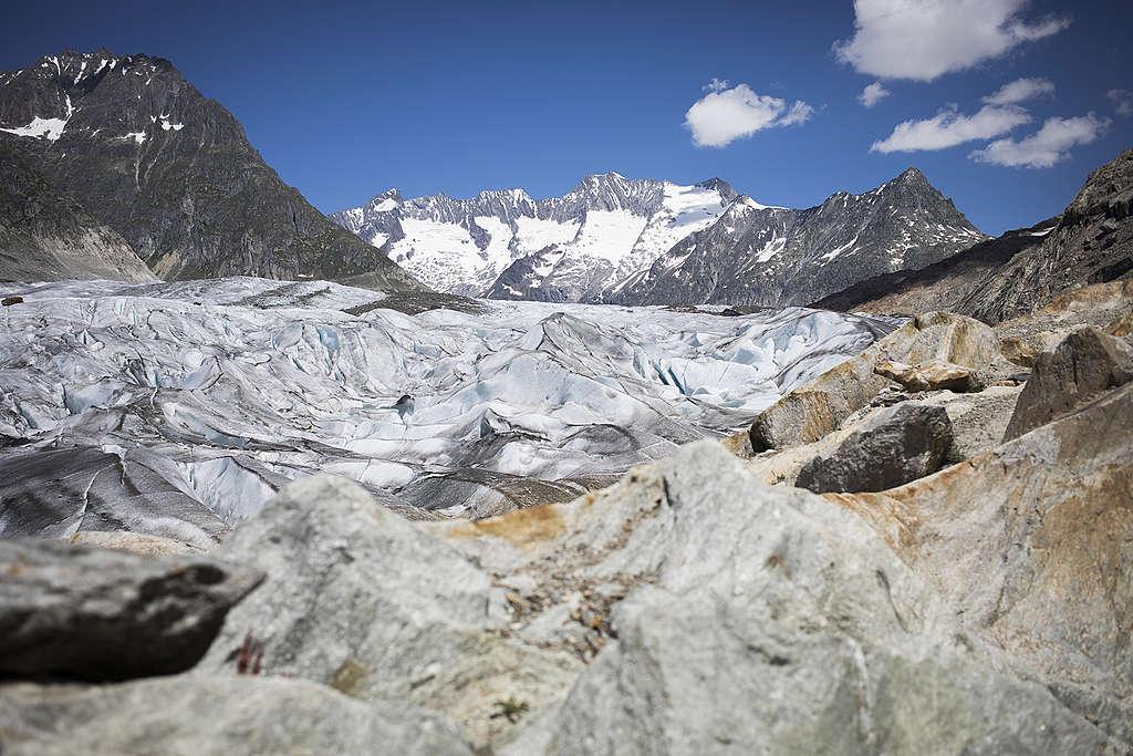 «Wir entscheiden heute darüber, ob wir 2100 noch von Gletschern reden werden»