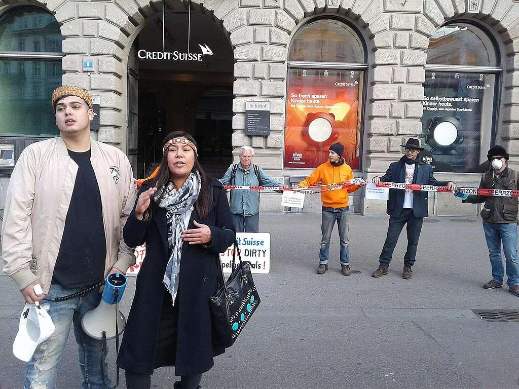 Wachsender Widerstand gegen dreckige Pipeline-Deals