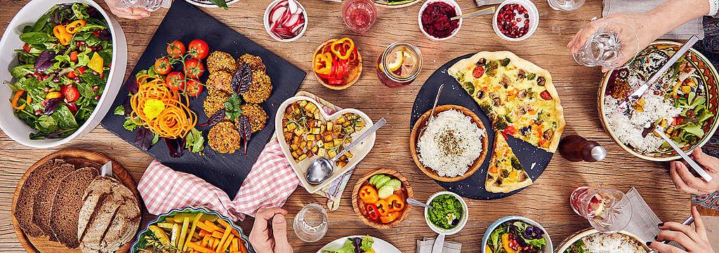 Die Welt der pflanzlichen Ernährung ist abwechslungsreich, schmackhaft und gesund.
