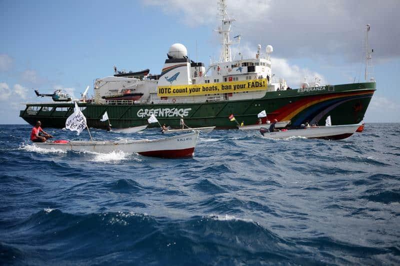 Die Überfischung der Meere muss gestoppt werden