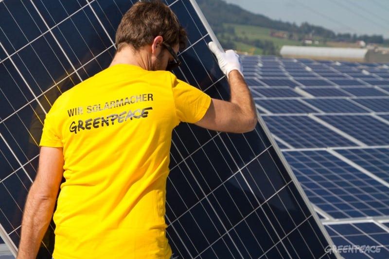 Sonne, Wind und Biomasse ersetzen AKW Mühleberg