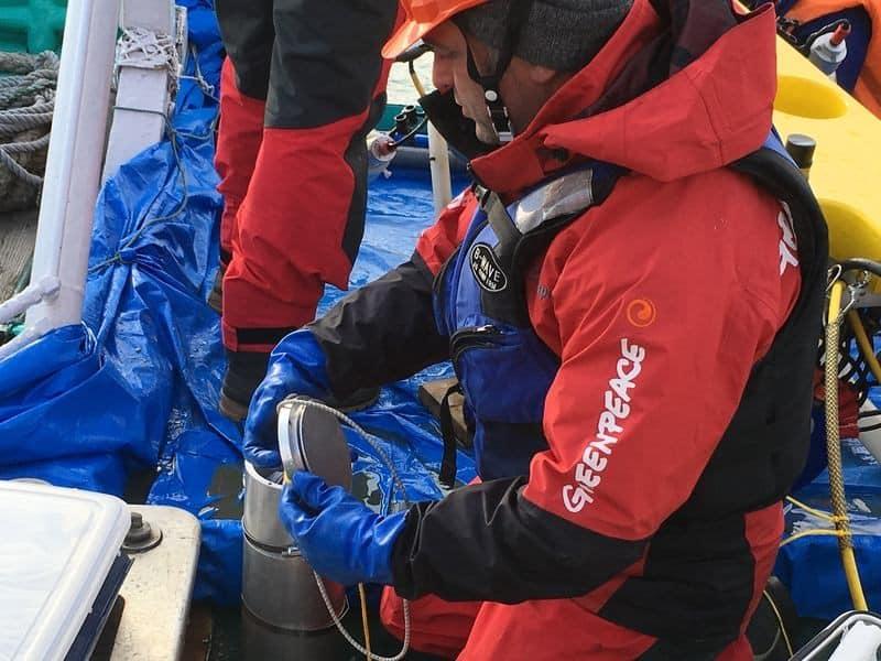 Greenpeace misst Strahlung in Fukushima: Werte an Flüssen höher als im Pazifik