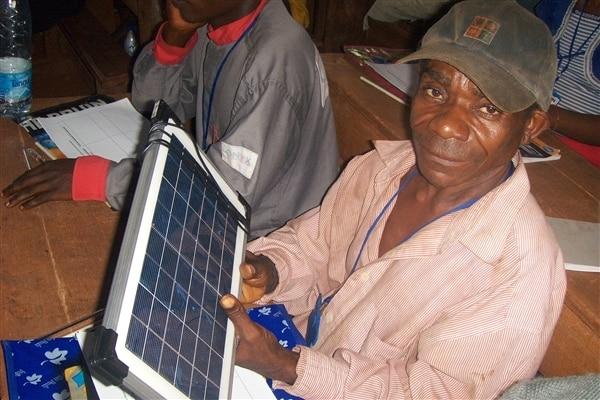 Solarenergie in Afrika – nicht bloss ein Nice to Have