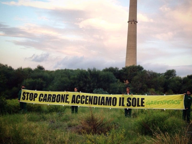 Italien: Nach dem Atom- ist vor dem Kohleausstieg