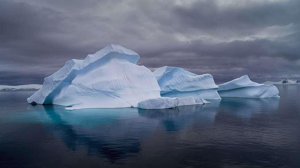 Weltpark Antarktis – eine Chronik