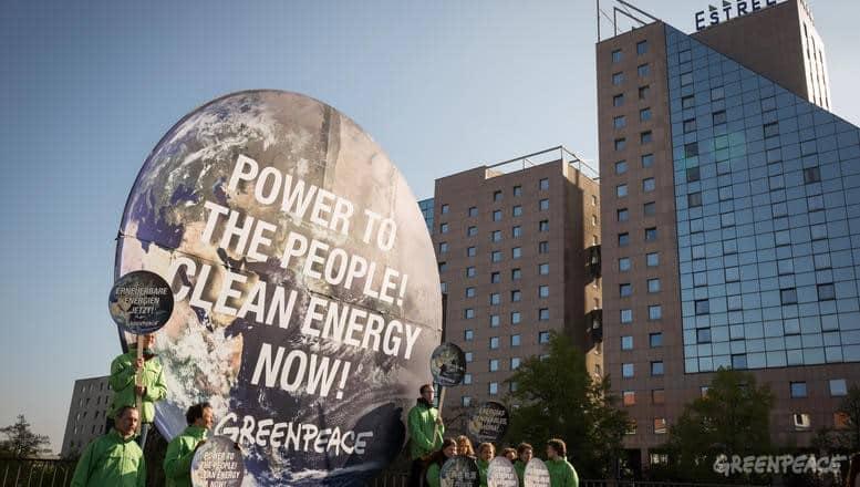 Vor der IPCC-Pressekonferenz