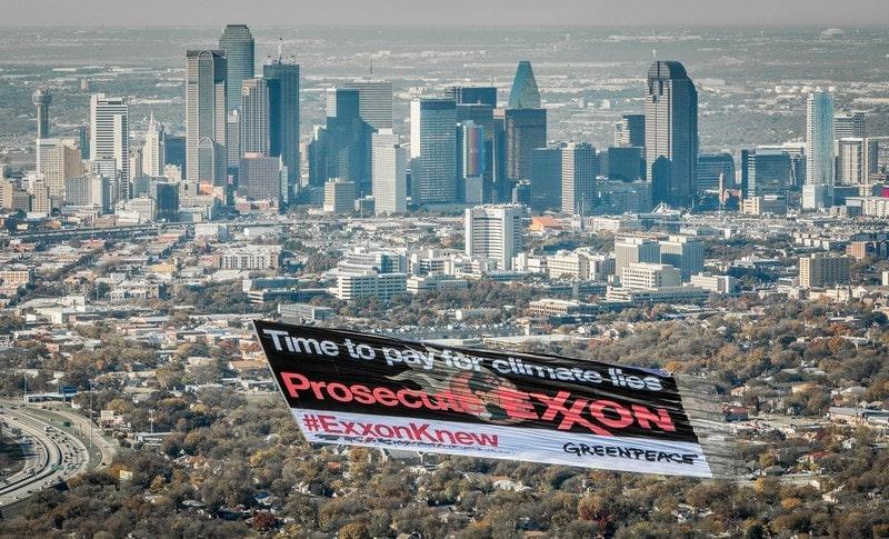Untersuchung gegen Ölriesen Exxon Mobil auch in der Schweiz?