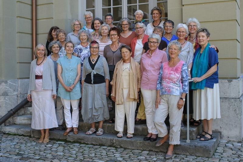 459 Seniorinnen reichen erste Schweizer Klimaklage ein