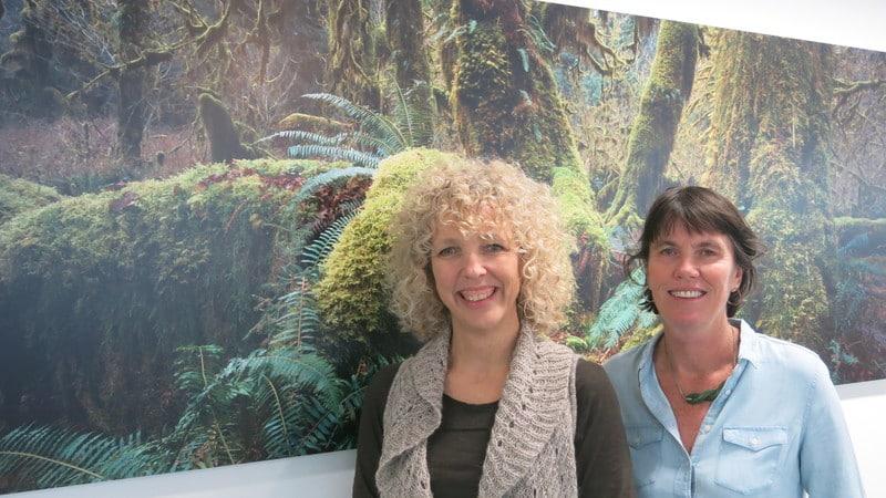 Frauen-Power übernimmt bei Greenpeace