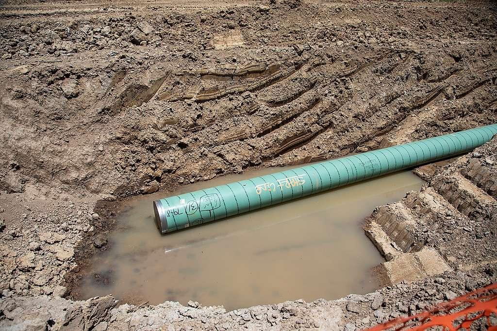 Credit Suisse : pas d'argent pour les pipelines!
