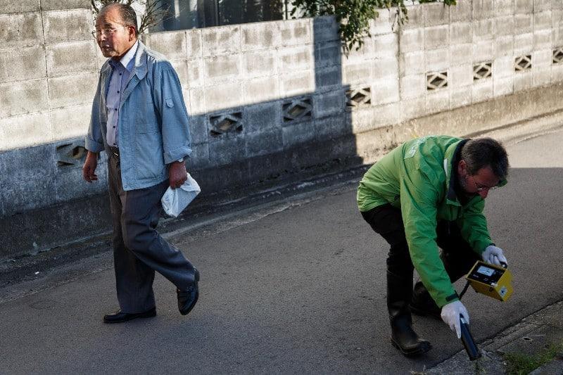 Japanische Behörden gaukeln der Bevölkerung Sicherheit vor