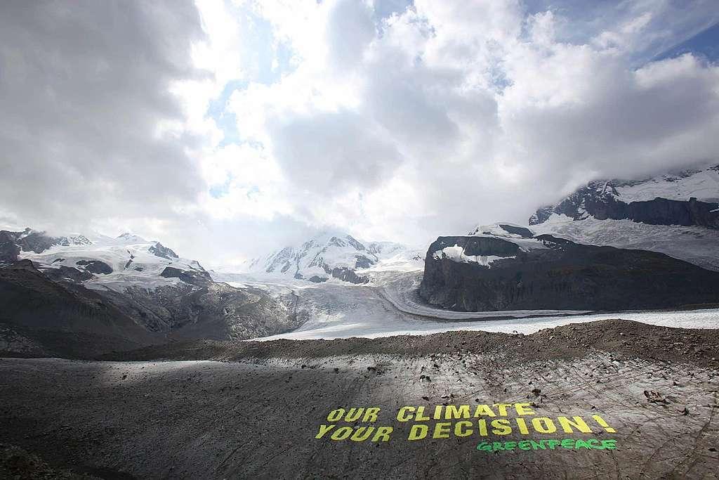 Disparition des glaciers suisses, tout a commencé il y a 160 ans