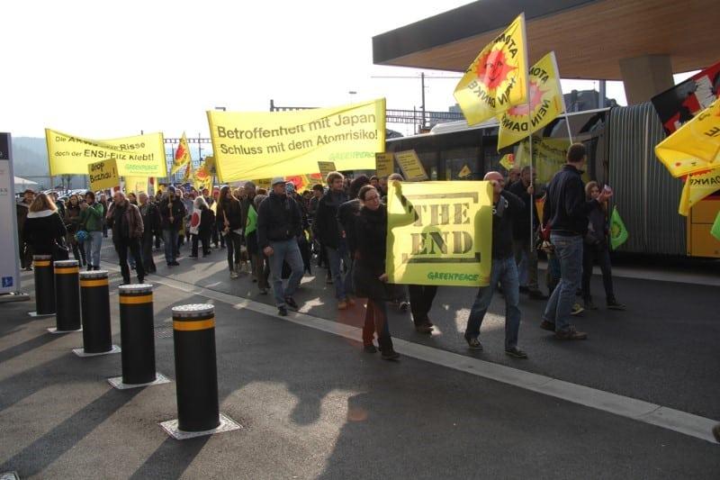 AKW Beznau: Interessenkonflikte erfordern Rücktritte in der Atomaufsicht