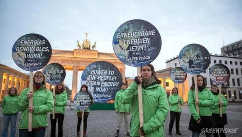 Weltklimarat: Jetzt kommen die Erneuerbaren