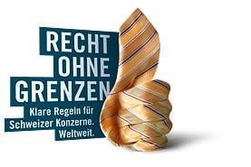 135'285 fordern klare Regeln für Schweizer Konzerne.
