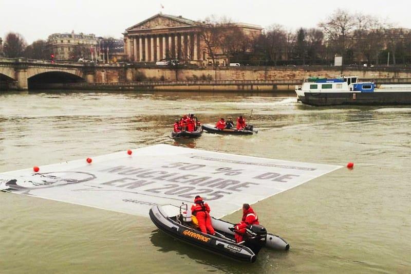 France: les parlementaires doivent soutenir la transition énergétique