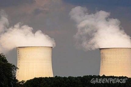 Atomanlage Tricastin geschlossen