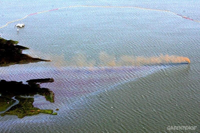 80% du pétrole toujours présents dans le golfe du Mexique