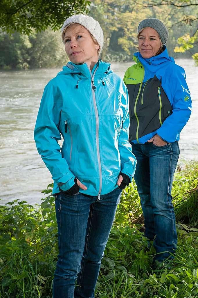 Schadstoffe in Schweizer Outdoor-Kleidung