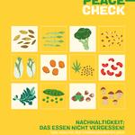 Nachhaltigkeit: Das Essen nicht vergessen!