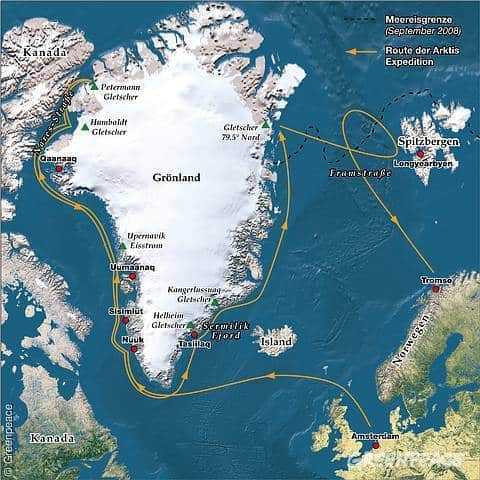 Arktis Expedition