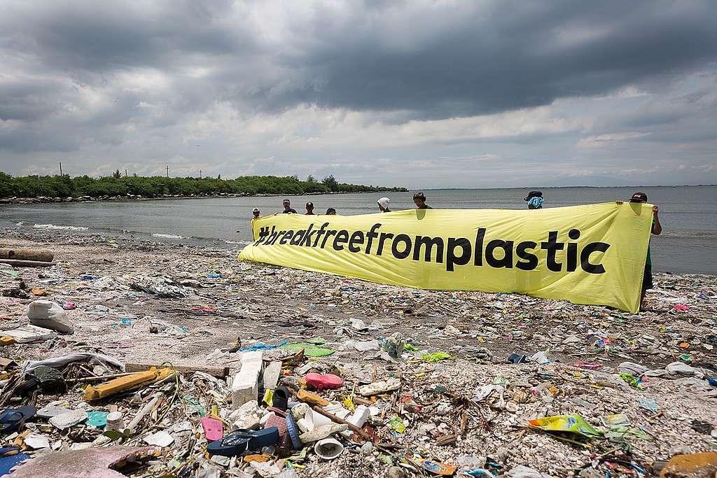 Gegen die Plastikflut in Manila II