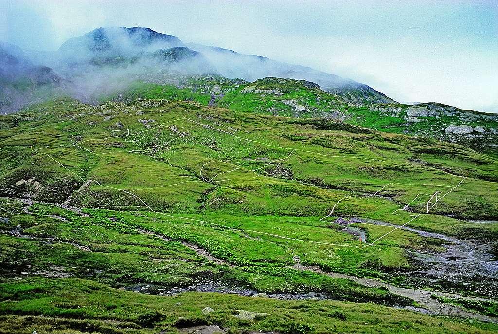 «L'art pour l'Aar»: un engagement pour nos paysages de montagne