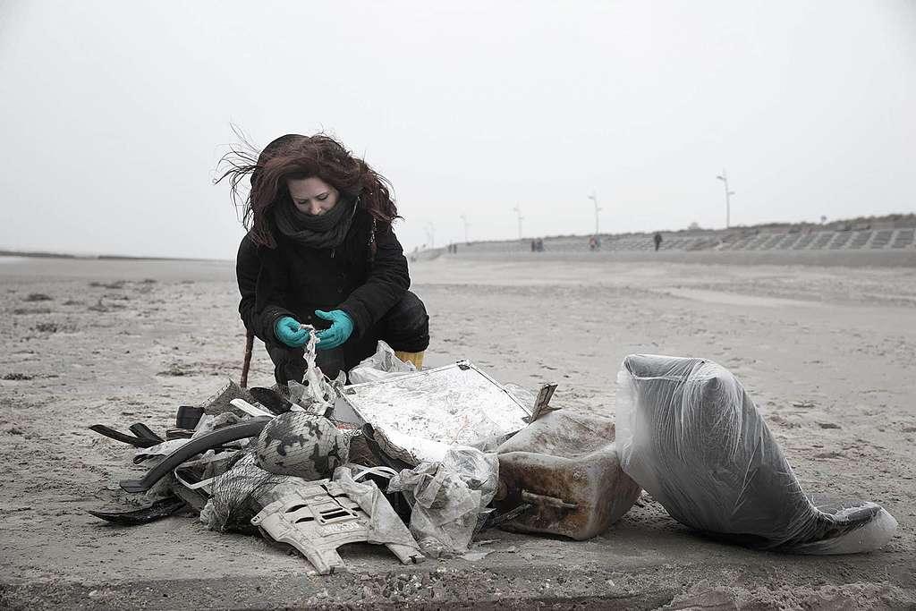 Überbordende Umweltschäden