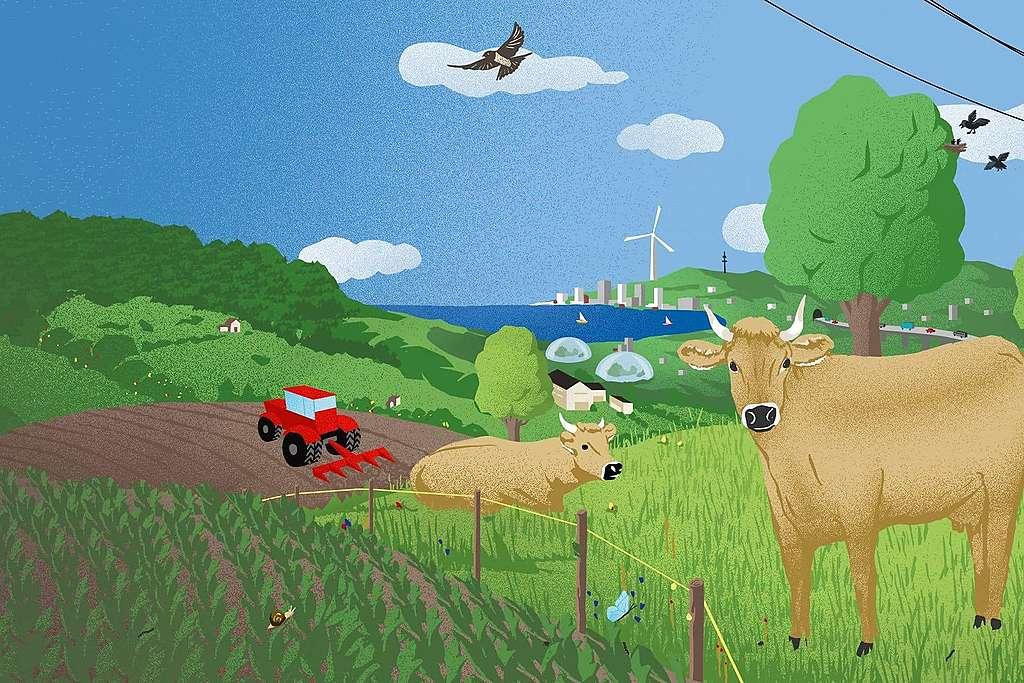 L'agriculture que nous voulons!