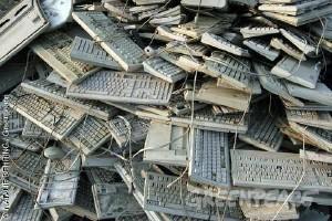 Elektroschrott: Steter Tropfen höhlt den Stein
