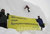 Changement climatique induit par l'homme: Greenpeace tire la sonnette d'alarme