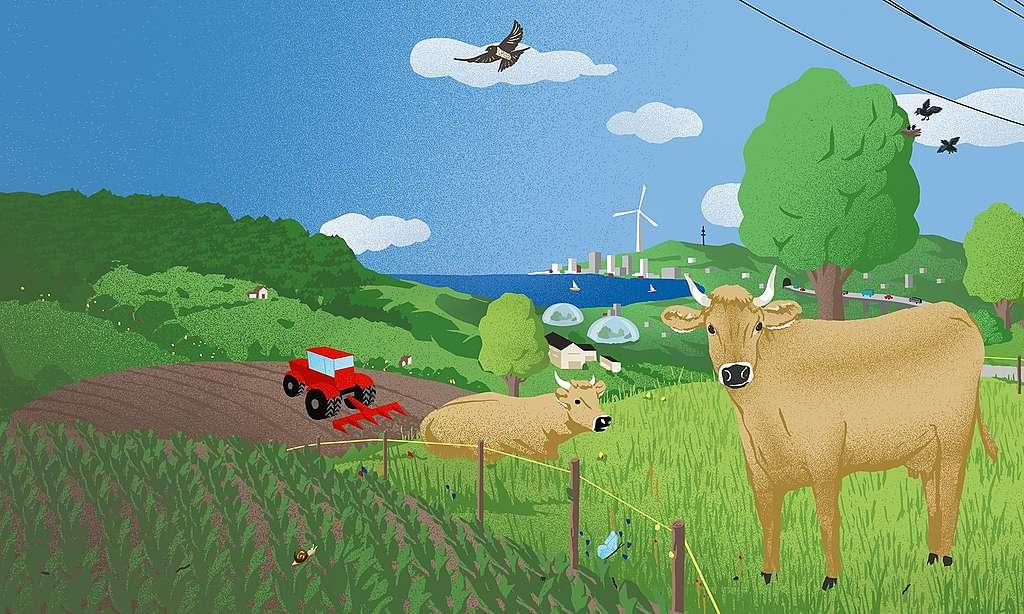 Die Landwirtschaft, die wir wollen!