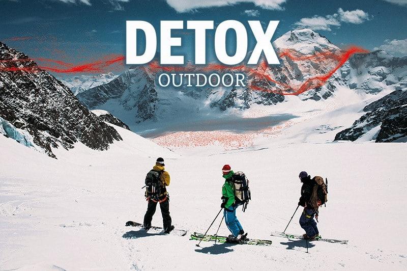 Detox Outdoor: Dangereux produits chimiques présents dans les équipements de plein air