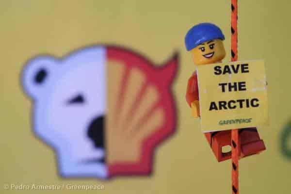 Shell treibt Risiko-Projekt in der Arktis voran