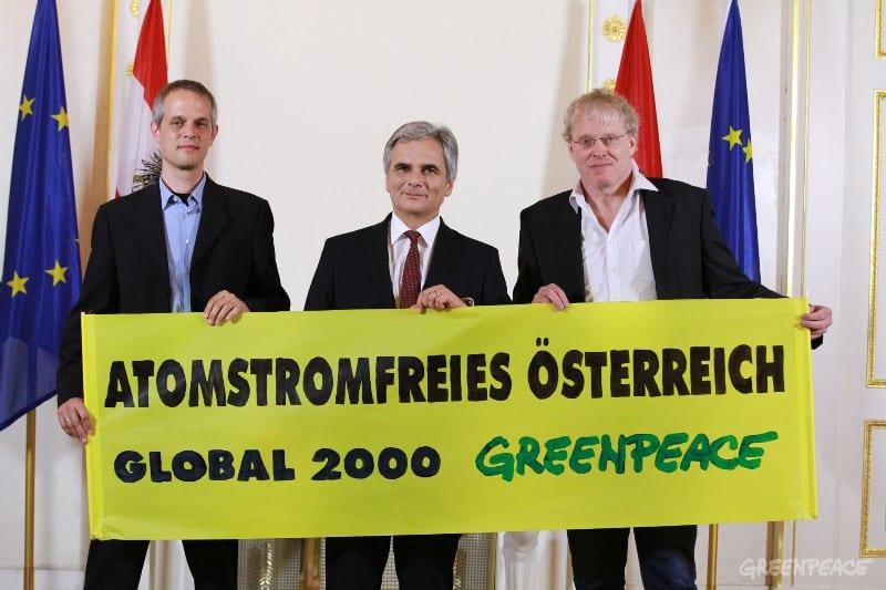 Österreich wird atomstromfrei – ein gutes Beispiel für die Schweiz