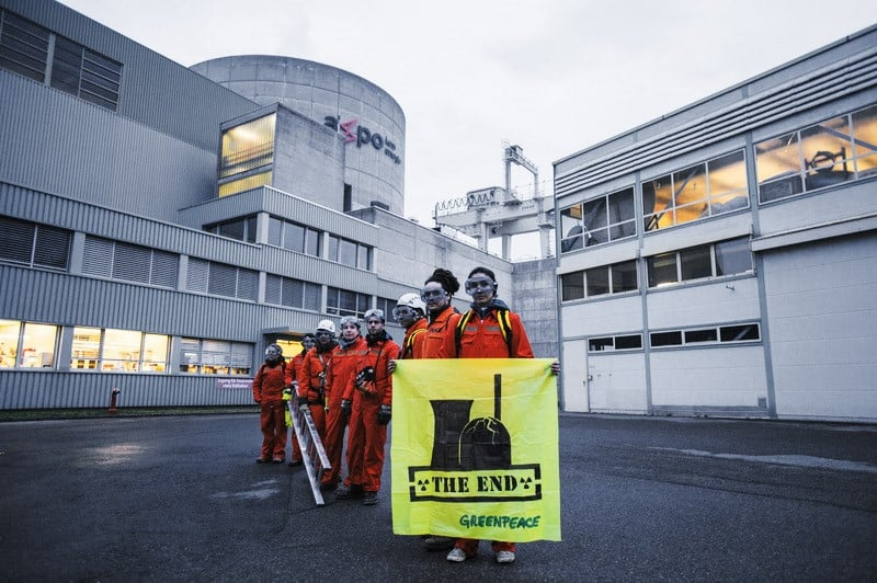 Sortie du nucléaire: Les élus bourgeois du Conseil des Etats jouent les petites mains des exploitants de centrales