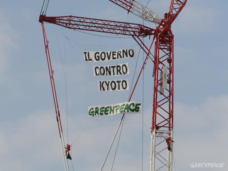 Greenpeace fordert Ausstieg aus Kohlekraft