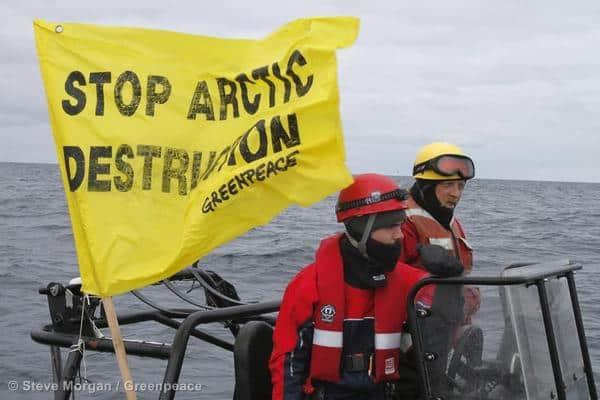 Weitere drei Ölfirmen legen Arktispläne auf Eis