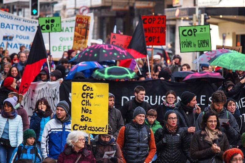 #COP21: Des actions parlent plus que des mots
