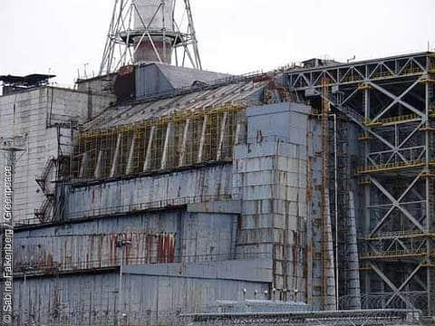 Ein neuer Sarkophag – das Jahrhundertprojekt von Tschernobyl