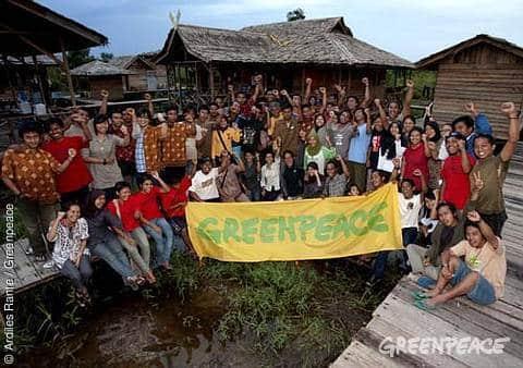 Climate Defenders Camp – ein Solidaritätssymbol