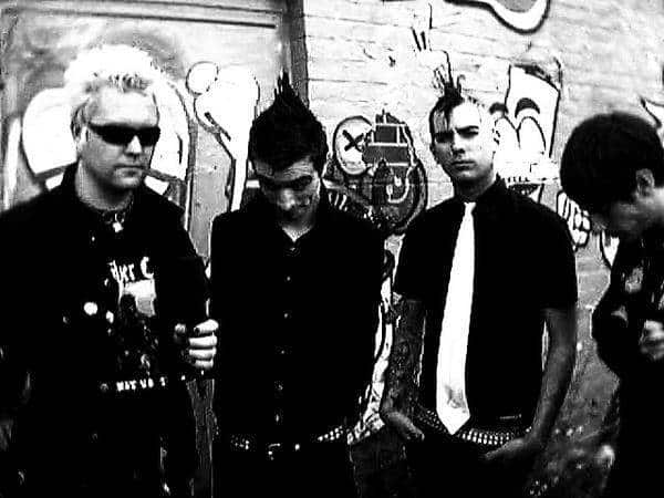Rocken mit Greenpeace und Anti-Flag