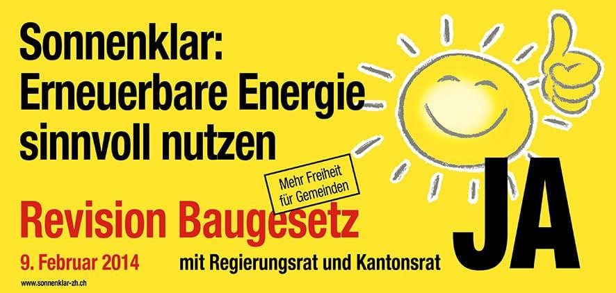 Sonnenklar – Erneuerbare Energie sinnvoll nutzen
