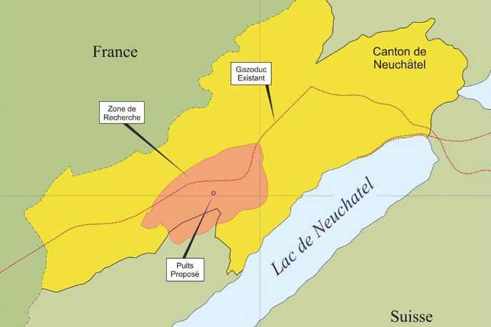 Neuenburg : Nein zu Bohrungen nach fossilen Energieträgern!