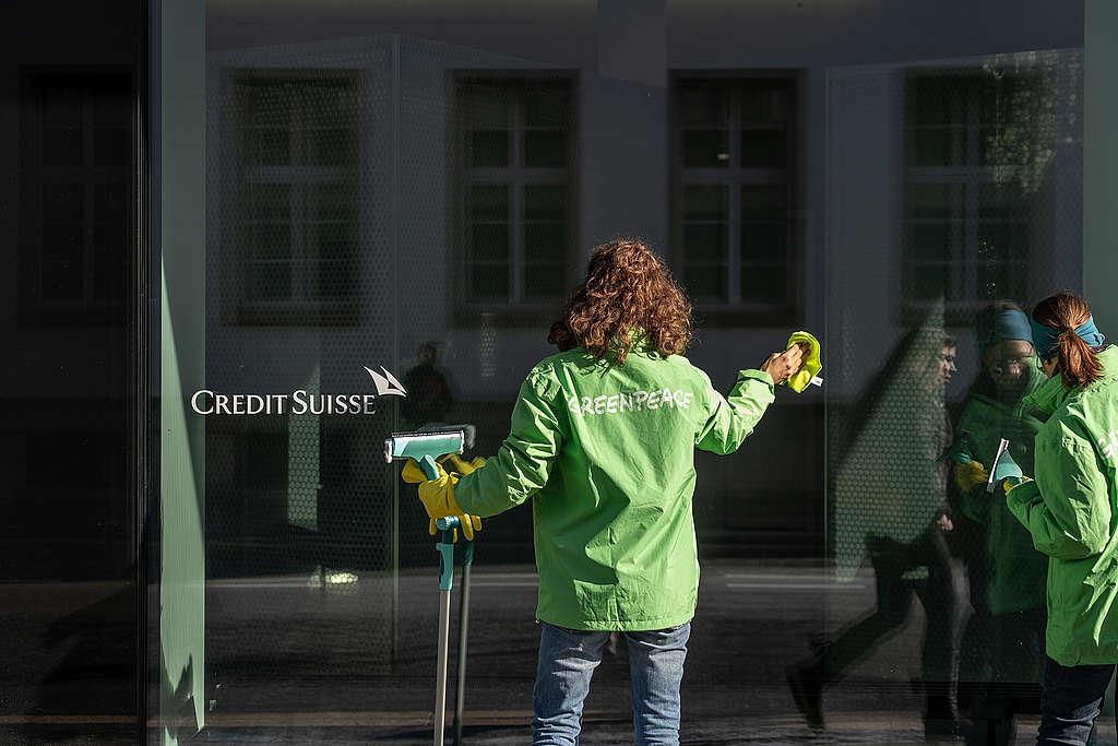 Der Schweizer Finanzplatz muss klimafreundlicher werden