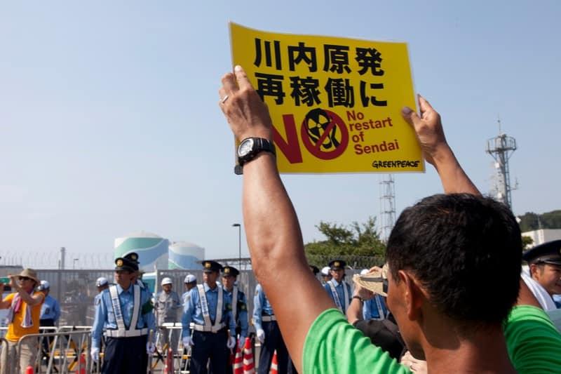 Breiter Widerstand gegen Japans Rückkehr zur Atomenergie