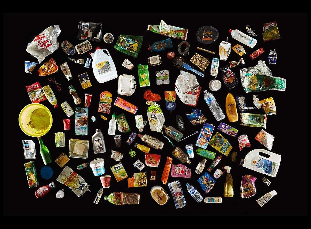 Recycling löst die Plastikkrise nicht